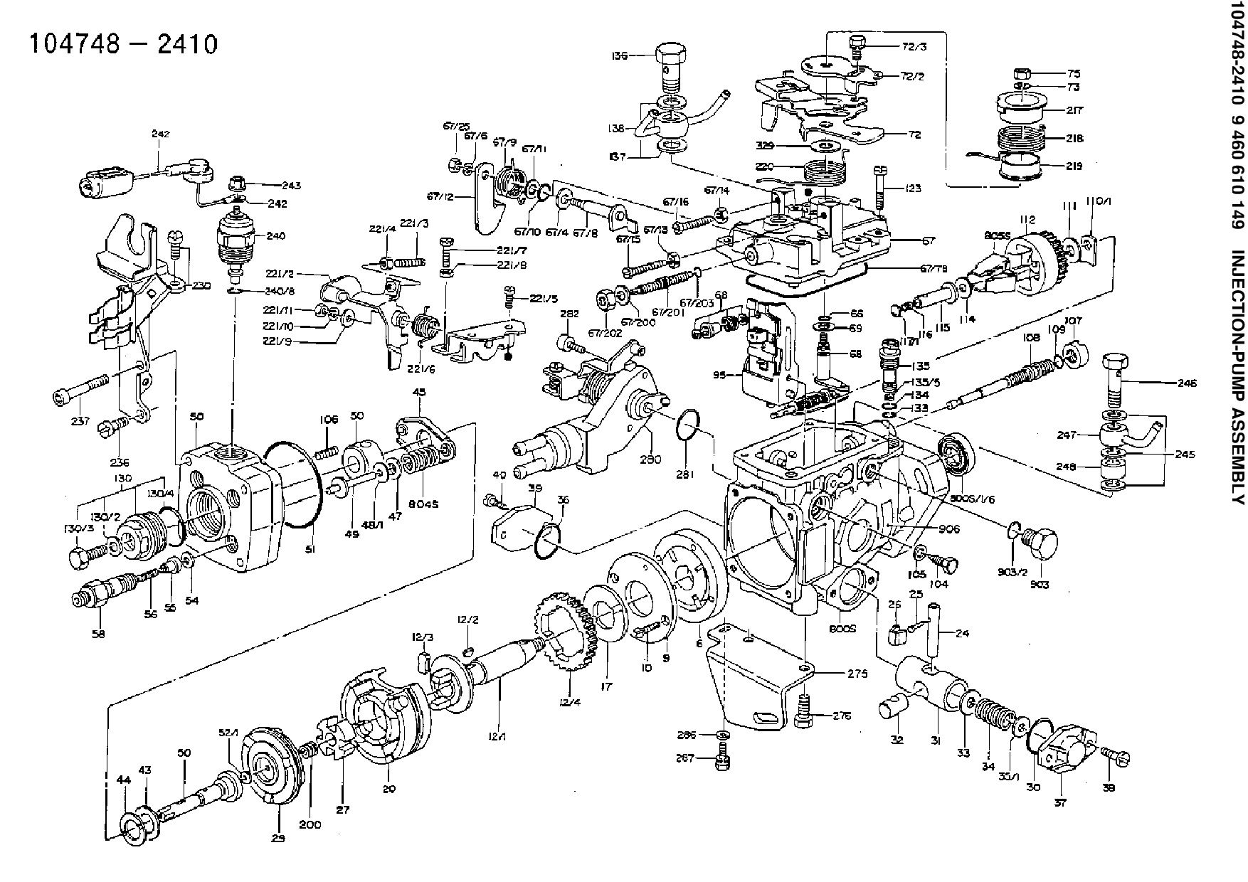94 98 Dodge 5 9l Cummins Bd Replacement P7100 Injection Pump further vp44 in addition V Model additionally Sujet604552 together with 9460610149. on vp44 injection pump